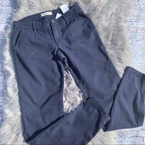 Abercrombie kids girls navy pants